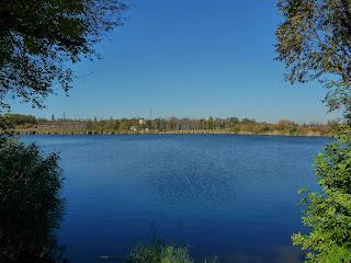Река Сенная. Сенянское водохранилище