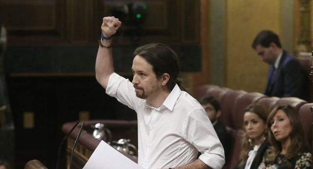 ¿Pero alguien se puede imaginar a Podemos sin Pablo Iglesias en el Congreso?