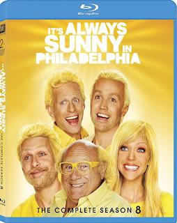 It's Always Sunny in Philadelphia – Temporada 8 [2xBD25] *Subtitulada