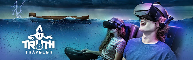 Truth Traveler, a Virtual Reality Experience