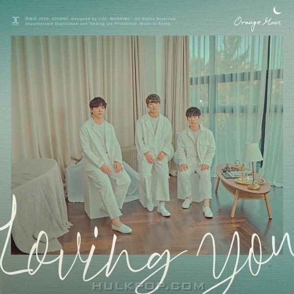 Orange Moon – Loving You – Single