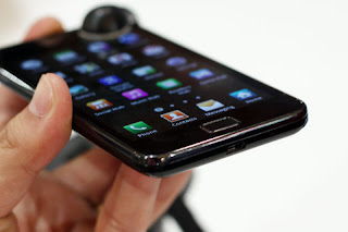 Samsung S Galaxy II Review - The big rival of Iphone