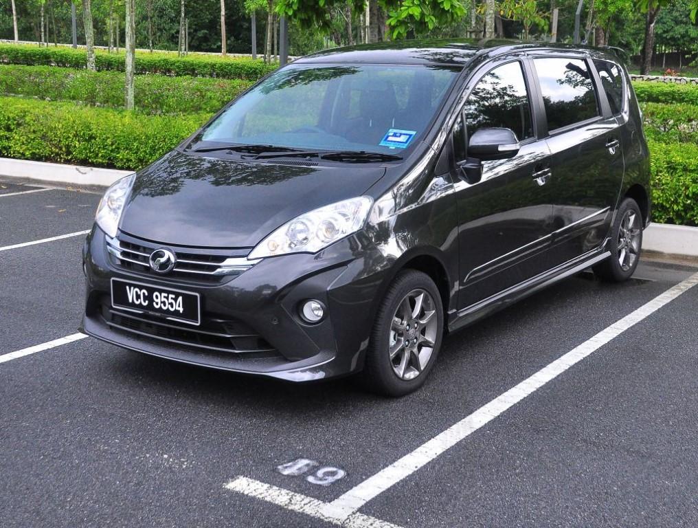 Warna Perodua Alza 2019 - Soal-soal Psikotes