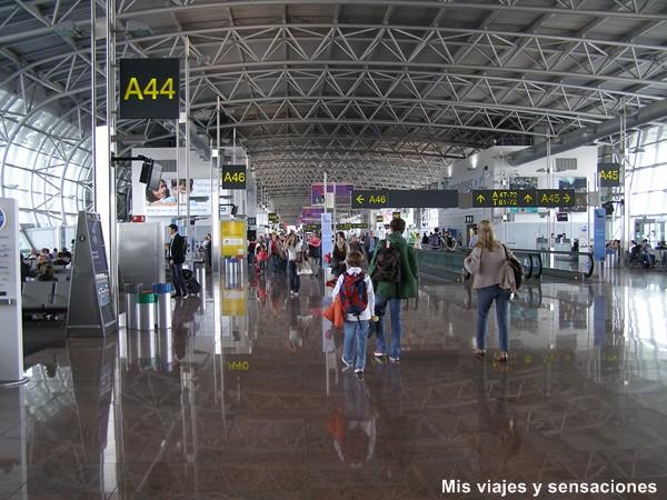 Aeropuerto de Bruselas, Bélgica
