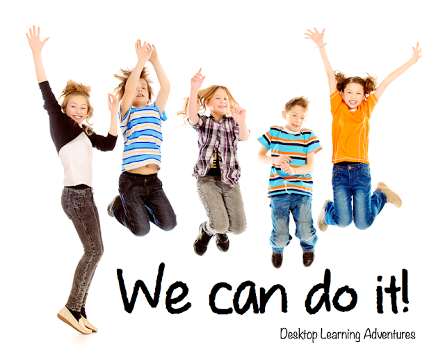 "Creating a Positive Classroom Culture: Changing ""I can't"" into an ""I can do it!"" positive learning attitude."