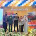Bank Rakyat Indonesia (BRI) Kanca Simpang Empat Adakan Panen Hadiah Simpedes, Yang Bertabur Hadiah.