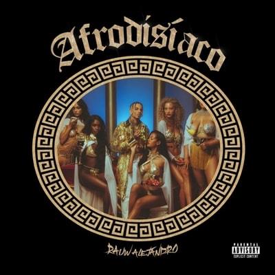 Rauw Alejandro - Afrodisíaco (2020) - Album Download, Itunes Cover, Official Cover, Album CD Cover Art, Tracklist, 320KBPS, Zip album