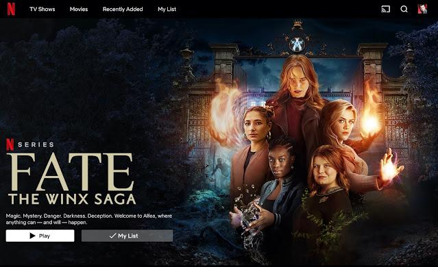 Fate: The Winx Saga [2021] ลำนำแฟร์รี่โลกเวทมนต์