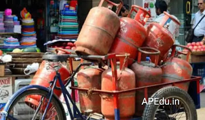 Cooking gas burdens in the new year
