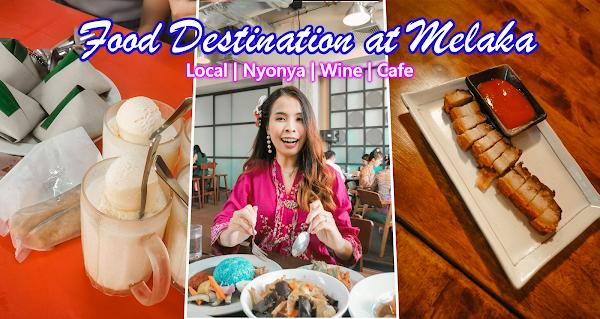 Food Destination at Melaka | Cuti-Cuti Malaysia