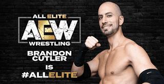 Brandon Culter AEW