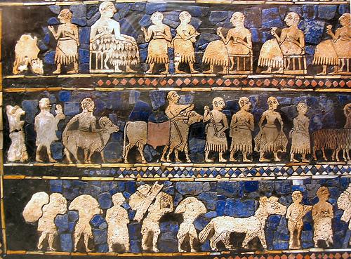 الحضارة السومرية واصلها ولماذا سميت بهذا الاسم - غرائب وعجائب حول العالم
