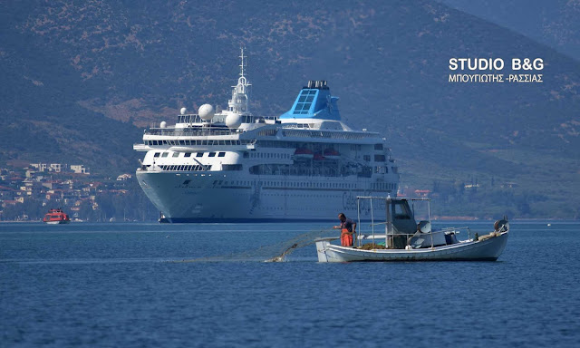 Επανέναρξη κρουαζιέρας 7 διανυκτερεύσεων για την Celestyal Cruise