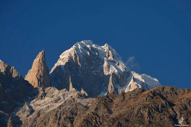 Thung lũng Hunza phía Bắc lãnh thổ Pakistan