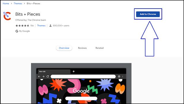 Google_Chrome_Background_Change_Kaise_Kare