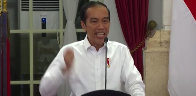 Marah-marah di Hadapan Menteri, Jokowi Sama Saja Buka Kebobrokan Sendiri