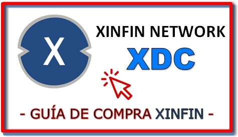 Cómo y Dónde Comprar XINFIN NETWORK XDC COIN
