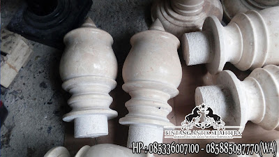 Batu Nisan Marmer Tulungagung, Nisan Marmer Putih, Nisan Patok Marmer