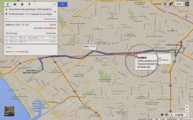 Min Dot Traffic Map.The Good Word Groundswell Google Maps Adds Waze Traffic Data To The
