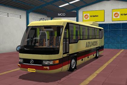 Mod Bussid Bus Capsul