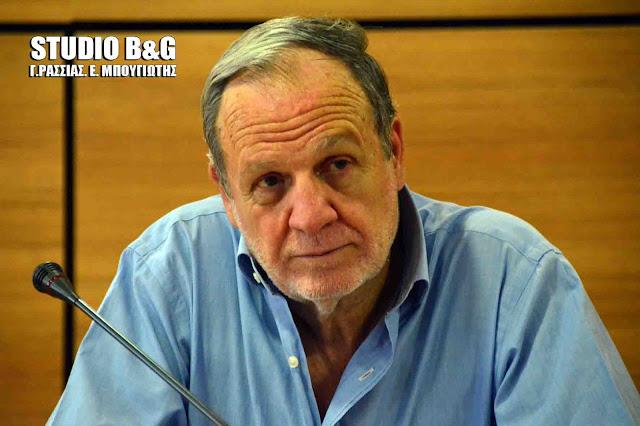 Σάββας Ρομπόλης: Οι ασκούμενες πολιτικές των Μνημονίων στην χώρα μας έχουν δημιουργήσει συνθήκες αποσύνθεσης