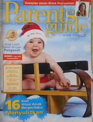 Majalah Parents Guide