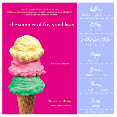 The Summer of Firsts and Lasts on Eloise Edition
