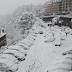 हिमाचल में सीजन का सबसे बड़ा हिमपात