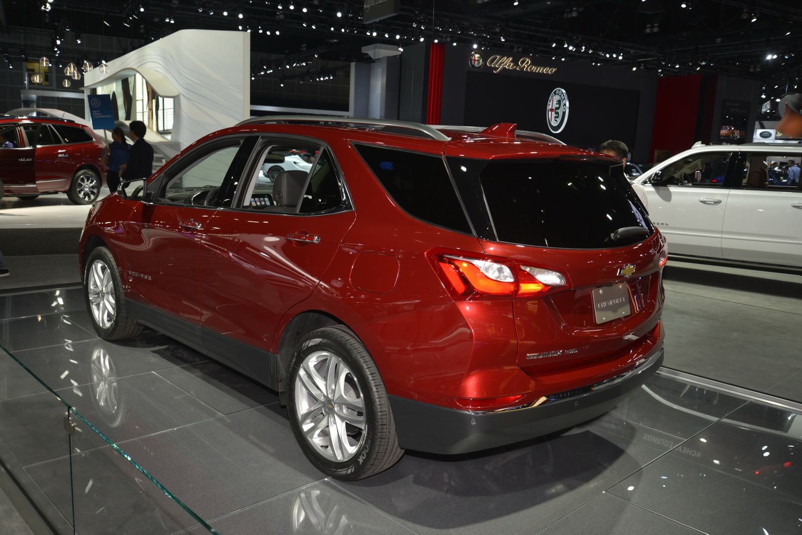 2018 Chevrolet Equinox Is Ready And Armed For The Most ...