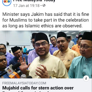 Abg mujahid ni lain mcm ilmunya