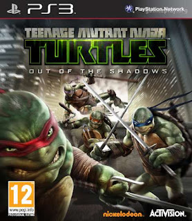 TEENAGE MUTANT NINJA TURTLES OUT OF THE SHADOWS PS3 TORRENT