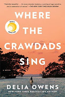 Where the crawdads sings by delia owens