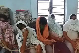 पटना से 5 शातिर मोबाइल स्नैचर गिरफ्तार, बना रखा था 250 बदमाशों का ग्रुप