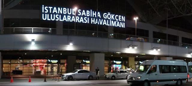 aeropuerto sabiha gokcen de estambul