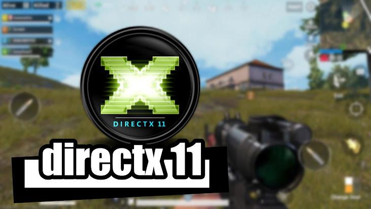برنامج تشغيل الالعاب Direct X