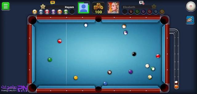 تنزيل لعبة 8ball pool القديمة