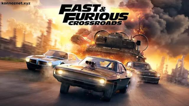 تحميل لعبة Fast & Furious Crossroads للكمبيوتر مجانا