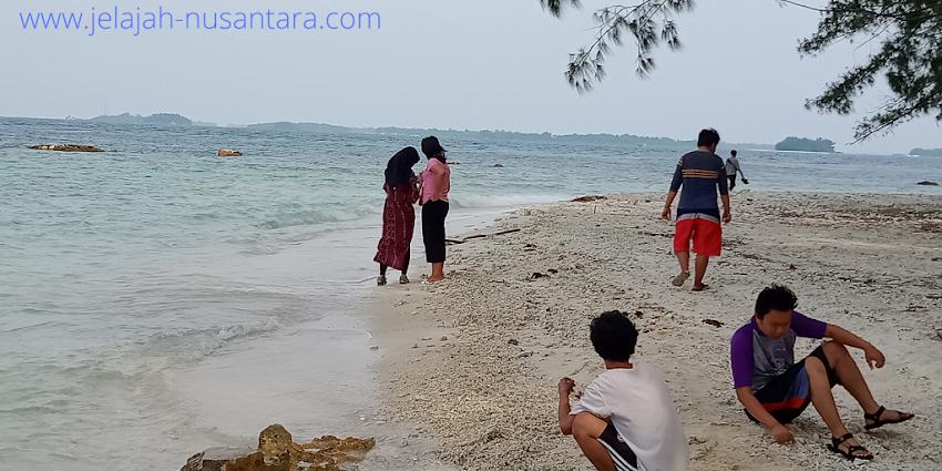paket wisata murah one day tour pulau harapan kepulauan seribu