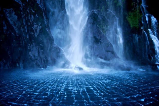 Milford Sound, Selandia Baru