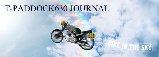 T-PADDOCK630 JOURNAL