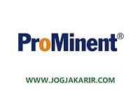 Loker Jogja Manager Marketing di PT Dwi Surya Abadi Kharisma-ProMinent Fluid Control Germany