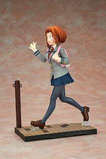 My Hero Academia – Uraraka Ochaco School Uniform Ver. KoneColle 1/8, TAKARA TOMY