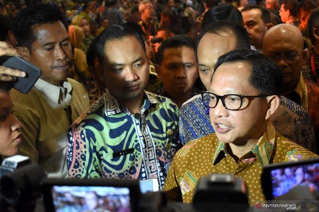 Situasi Politik Stabil Pasca Prabowo Gabung Jokowi, Mendagri Tito: Tinggal 212 saja
