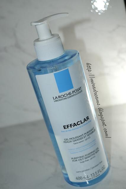 Effaclar Gel moussant La Roche-Posay