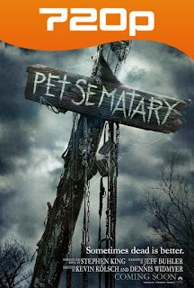 Pet Sematary (2019) HD 720p Latino