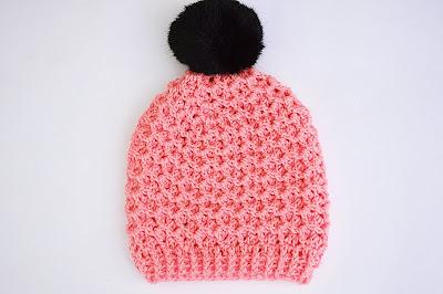 3 - Crochet Imagen Gorro lindo a crochet y ganchillo muy fácil y sencillo por Majovel Crochet