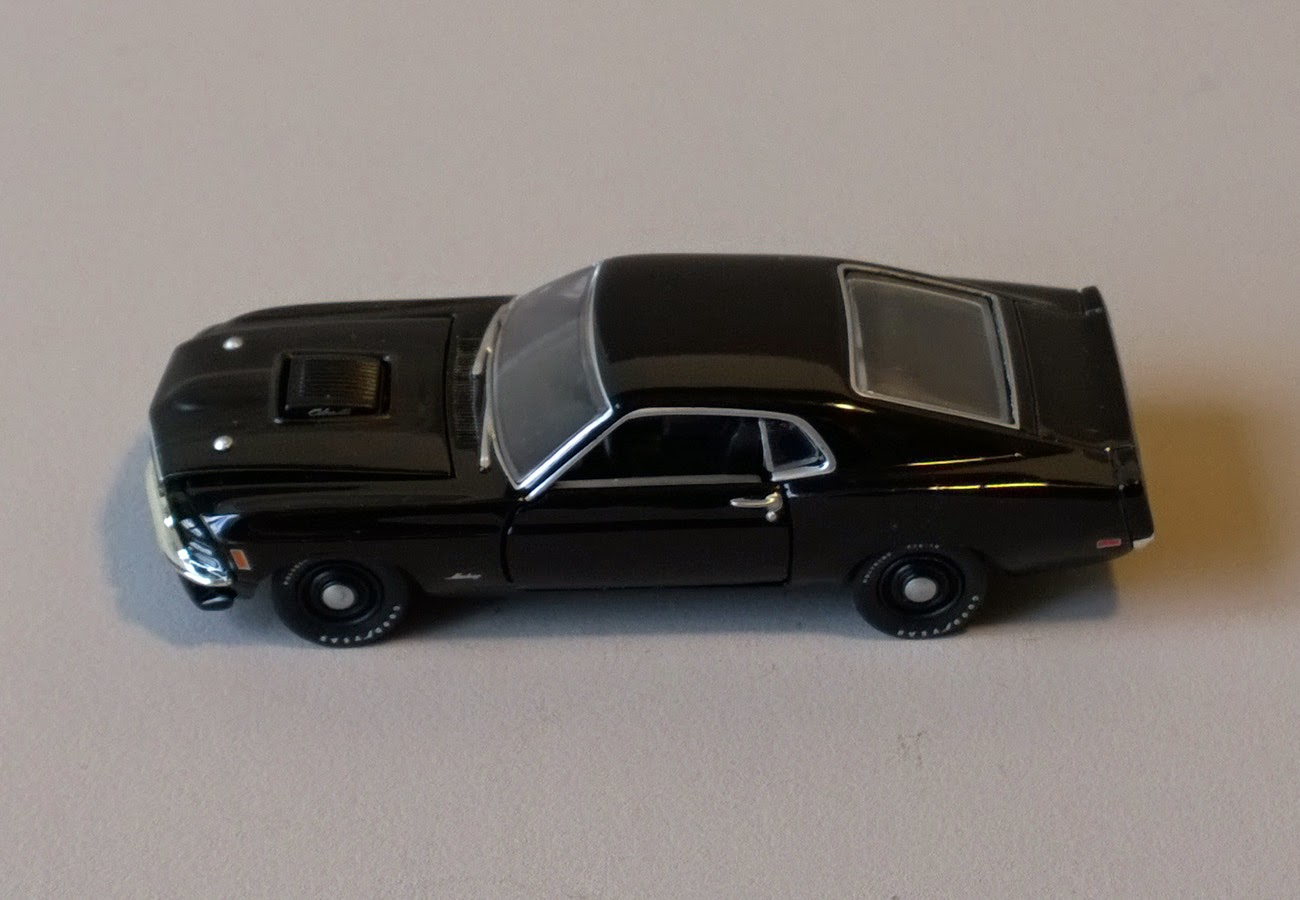 Sixty Four Ever Diecast: 1970 Ford Mustang 428 SCJ by M2