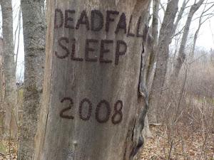 "click on pic - ""Deadfall Sleep 2008"""