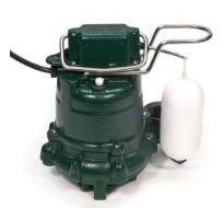 10 Pompa Celup Sumbersible Pump Terbaik Zoeller M53