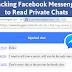 Waspada, Kini Hacker Bisa Mengintip Isi Percakapan Facebook Anda Dengan Hanya Sekali Klik.